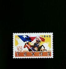 1995 32c Texas Statehood, 150th Anniversary Scott 2968 Mint F/VF NH