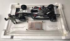 Hot Wheels 2005 Kimi Raikkonen #9 McLaren Mercedes MP4/20 1/18 NIB +