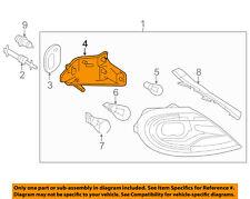 Vw Volkswagen Oem Taillight Tail Light Lamp Rear-Socket Plate Right 5C5945258