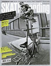 Transworld Skateboarding Magazine / Volume 29 / November 2011