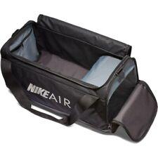 Nike Brasilia Medium Training Duffel Gym Overnight Travel Black Bag BA6354-010