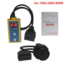 B800 Car Airbag Scan/Reset Tool SRS Reset Scanner OBD Diagnostic Tool BMW 20PIN