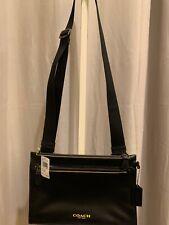 NWT - $350 COACH Men's Leather Messenger Pop Bag