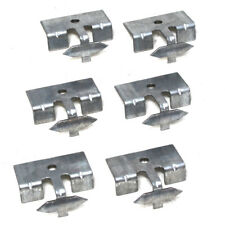 UNIVERSAL GALVANISED DECKING CLIPS - QUICKLY ATTACH DECKING BOARDS TO TIMBER