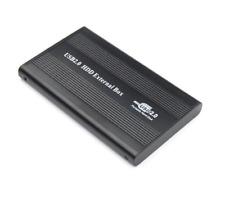 Neu Gehäuse Aluminium Schutzhülle 44 Ide 6.3cm Zu USB Adapter Festplatte 378