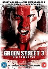 GREEN STREET 3 - DVD - REGION 2 UK