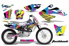AMR Racing Honda Graphic Kit Bike Decal CRF 70 Decal MX Parts 2004-2013 FLASHBCK