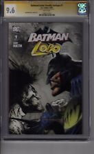 Batman/Lobo: Deadly Series #1 CGC 9.6 SS  *Alex Sinclair Signature Series*