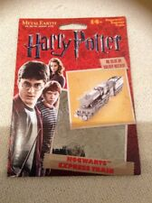 Harry Potter Hogwarts expreso. Metal Earth 3D kit modelo de corte láser de acero