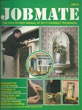 JOBMATE 67 DIY - CENTRAL HEATING, PORCH, LOCKS etc