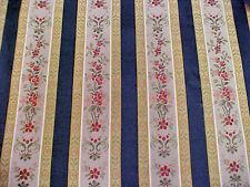 Lot of 3 Lengths Decorator Fabric Barrow Industries Italy Duro Bilt Upholstery