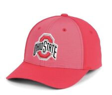 pretty nice 49067 57259 New Ohio State Buckeyes Top of The World Mist Adjustable Hat Cap Red