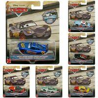 Disney Pixar Cars Thomasville Racing Legends 1:55 Scale Mattel Official Diecast