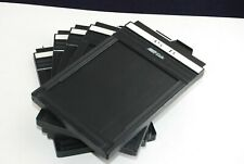 FIDELITY ELITE 4X5 CUT FILM HOLDER LOT OF 5 Excellent