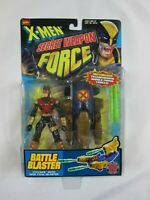Marvel X-Men Secret Weapon Force Battle Blaster Cyclops Action Figure ToyBiz NEW