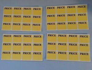 Price Garage Sale stickers 259908