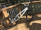 MCS Custom Bmx Race Bike 24 Cruiser White Profile Sprocket GHP Odyssey SE Racing