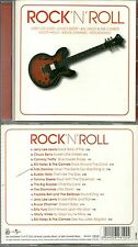 CD - ROCK' N' ROLL avec JERRY LEE LEWIS, CHUCK BERRY, BILL HALEY / COMME NEUF