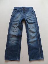 Levi's 572 Workpant Jeans Pantaloni Tgl XS W 29 /L 30,Vintage Denim,larghi &