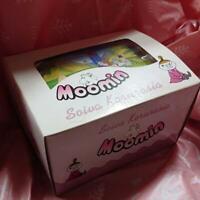 Moomin Trinket Music Box 1999 Martinex