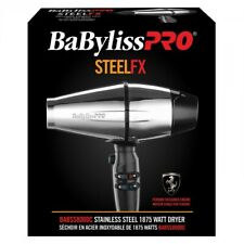 BABYLISSPRO™ IONIC & NANO-STAINLESS STEEL HAIRDRYER (BABSS8000C)