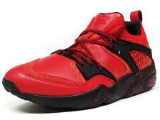 Metallic-Uk Puma X Rise Blaze of Glory [Size 45] Men's Sneakers Red Nip