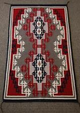Navajo Handwoven Ganado Red Rug NJ51O