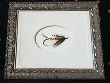 "Rare Megan Boyd 10/0 Atlantic Salmon fly ""Killer"""