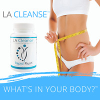 LA Weight Loss Rapid Flush Cleanse and Detox Quick Cleanse Lose Bloat Slim Waist