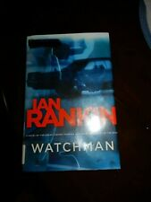 "Hardcover Book by Ian Rankin ""Watchman"" 1988"
