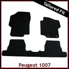 PEUGEOT 1007 2004 2005 2006 2007 2008 2009 MONTATO SU MISURA MOQUETTE TAPPETINI AUTO