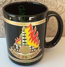 Porcelain - Coffee Cup - Los Angeles Riot - April 29th 1992 - Survivor
