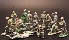 Quiralu Aludo 15 soldats WW2 démineur observateur jumelle radio