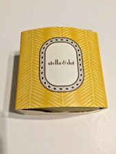 Stella & Dot Garbo Link Bracelet Retired Retails $79 NEW in Original Box