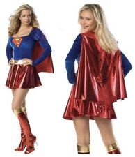 WOMENS PLUS COSTUME NEW SUPERGIRL 1X SEXY SUPER WOMAN HALLOWEEN XL 16 NWT DEAL