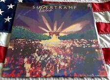 SUPERTRAMP - PARIS sealed double Live LP 1980 A&M SP-6702 Logical Song Dreamer