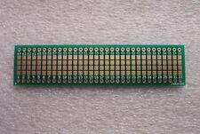2x Adapterplatine 1206 Länge 32 auf Raster 2,54mm (0.9) V1.0 FR4 (ENIG)