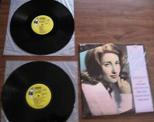 "Lesley Gore - 2-LP set - ""Anthology"" -  Rhino - Records NM; Cover VG+"