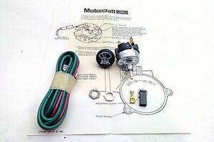 MOTORCRAFT Genuine Ford Truck Pickup Electric Wiper Motor Switch Knob Kit F100