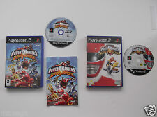POWER RANGERS DINO THUNDER & POWER RANGERS SUPER LEGENDS for PLAYSTATION 2