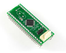 STM8S-DIP-LQFP48 module with STM8S105C6T6 controller and SWIM for ST-LINK/V2