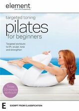 Element: Targeted Toning Pilates for Beginners DVD R4