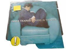 TANITA TIKARAM  LOVERS IN THE CITY)...OOP Sealed  CD