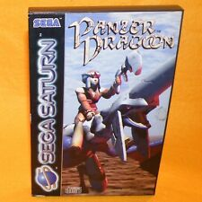 VINTAGE 1995 SEGA SATURN PANZER DRAGOON VIDEO GAME PAL & FRENCH SECAM VERSION