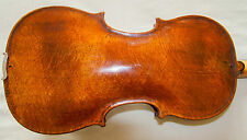 Gorgeous 18th century Milanese Italian violin lab. Joseph Antoni Finolli 1755