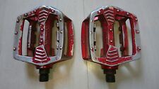 old school SHIMANO PD-MX15 pedals bmx. GT REDLINE schwinn