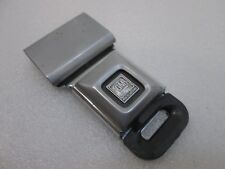 GM Logo Seat Belt Buckle Push Button With Fixed Latch, Chevy Seatbelt Buckle