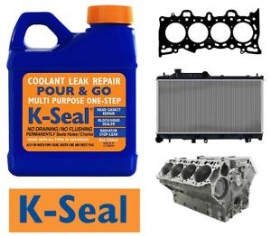 K-Seal Permanent Coolant Leak Repair For Car Radiators