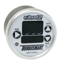 Turbosmart EBS E-BOOST2 Street Electronic 60mm 0-60psi White BOOST Controller