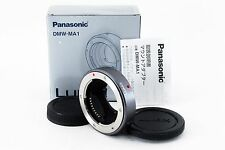 Panasonic DMW-MA1 Mount Adaptor* Adapter [Excellent++] From Japan Tokyo